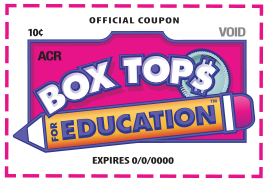 picture regarding Printable Box Top Collection Sheets known as Dwelling - BoxTops for Your Training